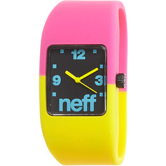 SALE! $11.99 - Save $13 on Neff Bandit Watch (Pink Yellow (LG XL)) Jewelry - 52.04% OFF $25.00