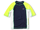 Nike Kids 3/4 Sleeve Swim Tee