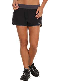 SALE! $19.99 - Save $20 on ASICS Distance Short (Black Steel) Apparel - 50.03% OFF $40.00