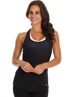 SALE! $16.99 - Save $19 on ASICS PR Slub T Back (Black) Apparel - 52.81% OFF $36.00