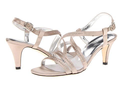 David Tate North Star (Champagne) Women's Dress Sandals