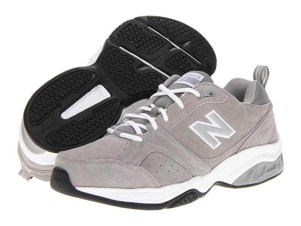 New Balance - MX623v2 (Grey) Men's Cross Training Shoes