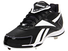 Reebok - Vintage IV Low Baseball Cleat (Black/White)