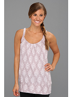 SALE! $14.99 - Save $27 on Carve Designs Newport Slub Tank Top (Seafog Paisley) Apparel - 64.31% OFF $42.00