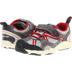 SALE! $16.99 - Save $27 on Stride Rite Made to Play Baby Griffin (Toddler) (Grey Red) Footwear - 61.39% OFF $44.00