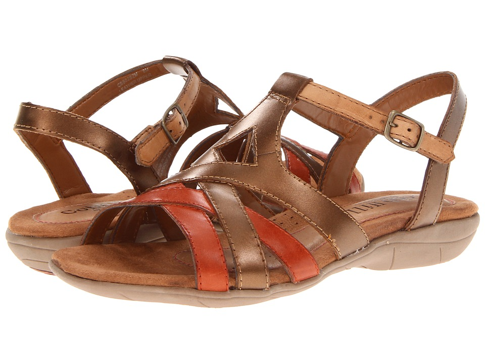 Rockport - Willette (Bronze Multi) Women's Sandals