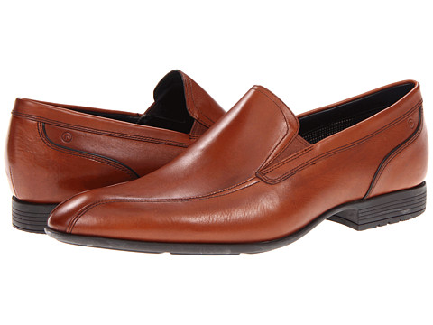 Rockport - Dialed In Slip On (British Tan) Men