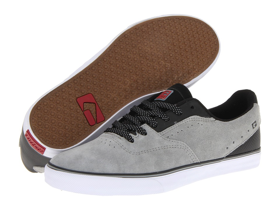 Globe - The Sabbath (Mid Grey/Black) Men's Skate Shoes