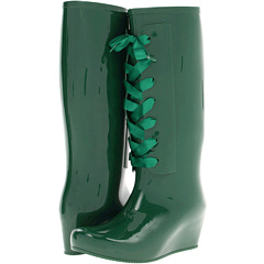 Dirty Laundry Rain Check (Dark Green) Footwear