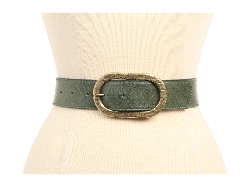 Leatherock - 9557 (Hunter Green) Women's Belts