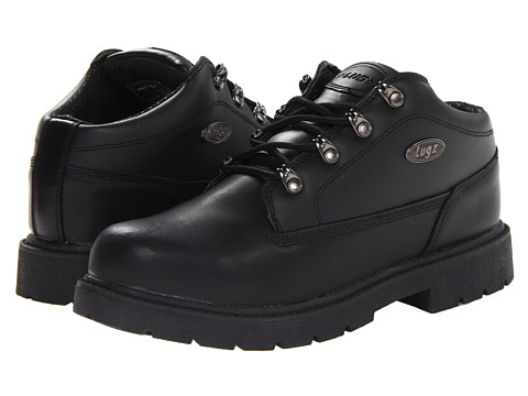 Lugz - Steel Craft Steel Toe (Black) Men's Boots