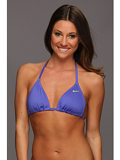 SALE! $24.99 - Save $13 on Nike Bondi Solids Triangle Bra (Violet Force) Apparel - 34.24% OFF $38.00