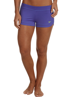 SALE! $21.99 - Save $20 on Nike Cover Ups Swim Short (Violet Force) Apparel - 47.64% OFF $42.00