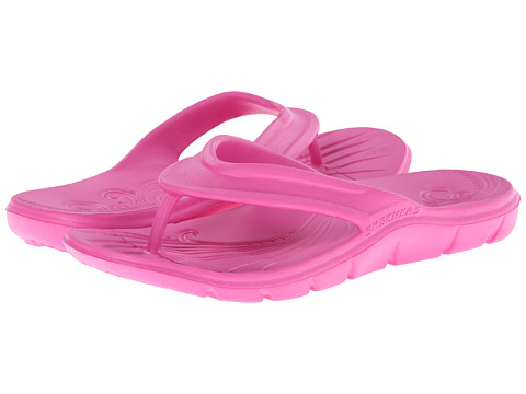 SKECHERS - Bleaching It (Hot Pink) Women's Shoes