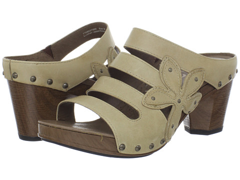 Dansko - Nigella (Sand Dollar Full Grain Leather) Women's Sandals