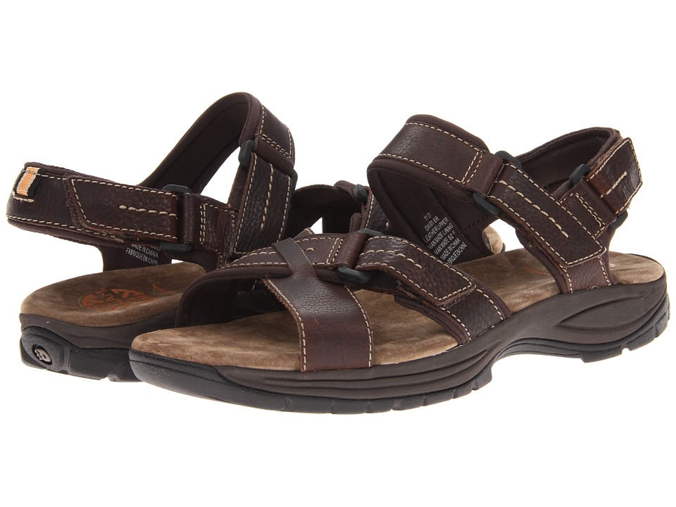 Dunham - Nathan (Brown) Men's Sandals