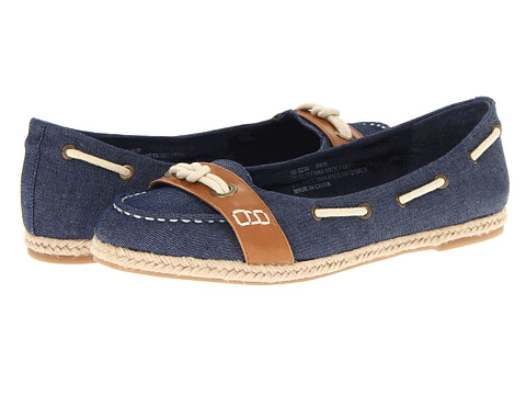 Bella-Vita - Buoy II (Blue Denim) Women's Flat Shoes