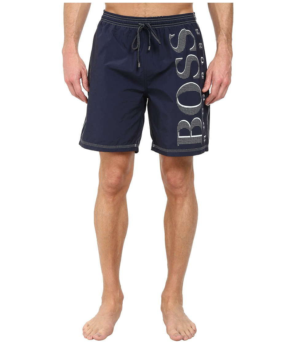 BOSS Hugo Boss - Innovation 4 Killifish Swim Short BM 1012462 (Navy) Men's Swimwear