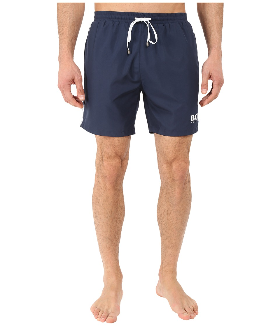 BOSS Hugo Boss - Starfish BM Swim Short (Navy3) Men's Swimwear