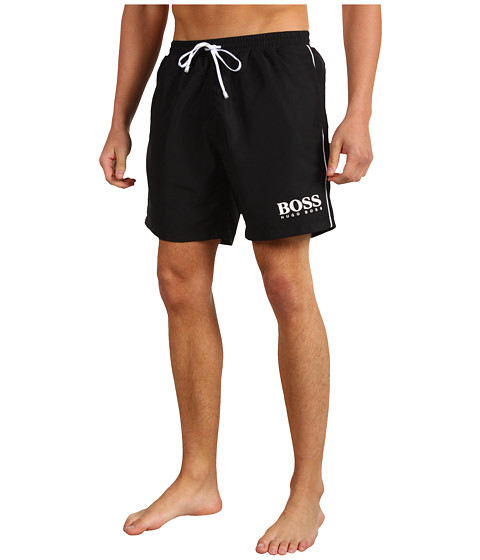 BOSS Hugo Boss - Starfish BM Swim Short (Black 3) Men