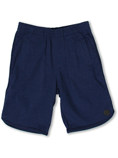 SALE! $9.99 - Save $30 on Volcom Kids Brambly Short (Big Kids) (Navy Paint) Apparel - 74.71% OFF $39.50