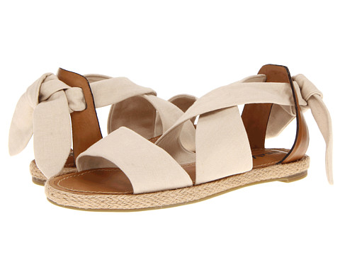 SeaVees - 09/65 Bayside Sandal (Natural Canvas 2) Women's Sandals