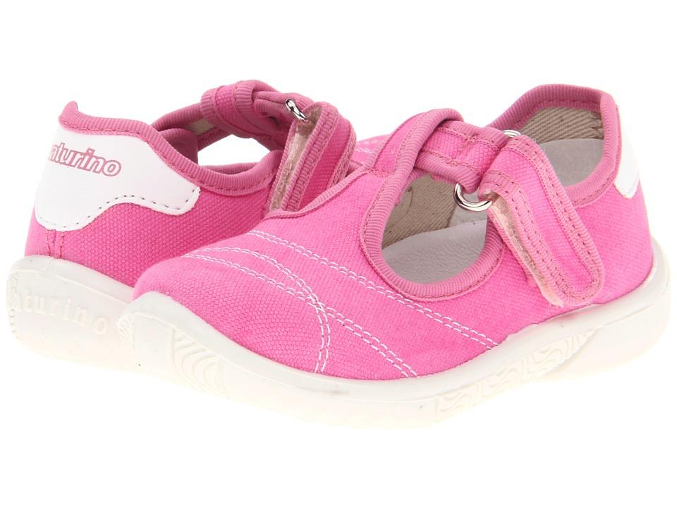 Naturino - Nat. 7742 (Toddler/Little Kid) (Fuchsia) Girl's Shoes