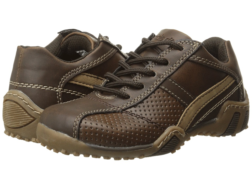 Stride Rite - Truman (Toddler) (Brown) Boy