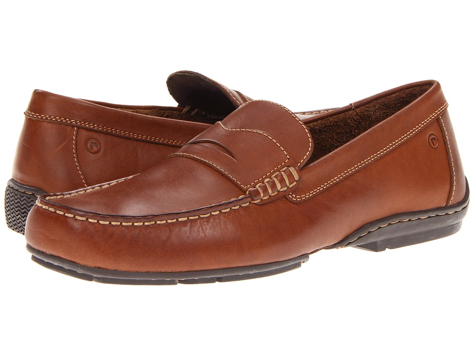 Rockport - Chaden (Tan Leather) Men
