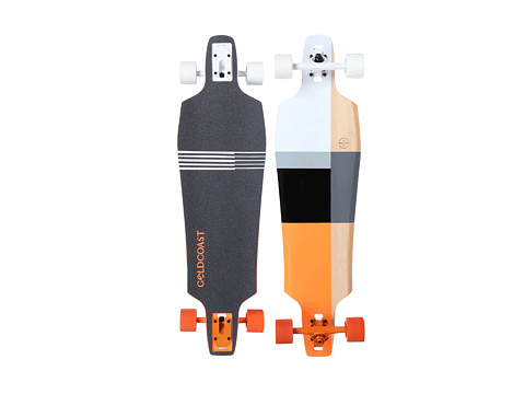 Gold Coast - The Pressure (Orange) Skateboards Sports Equipment