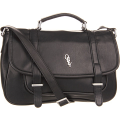 SALE! $49.99 - Save $38 on Obey Dahlia Messenger (Black) Bags and Luggage - 43.19% OFF $88.00