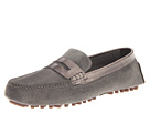 Cole Haan - Air Grant Penny Loafer (Ironstone Suede) - Cole Haan Shoes