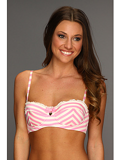 SALE! $34.99 - Save $50 on Juicy Couture Underwire Bra w Removable Straps (Bardot) Apparel - 58.84% OFF $85.00
