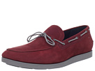 Cole Haan - Air Mason Camp Moc (Deep Claret/Ironstone) - Cole Haan Shoes