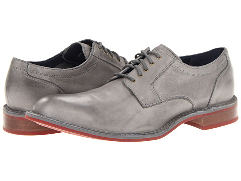 Cole Haan - Centre ST Oxford (Granite) Men's Lace up casual Shoes