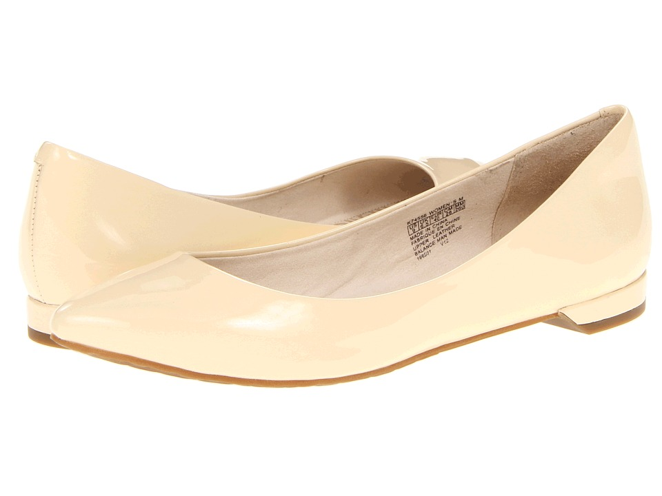 Rockport - Ashika Scooped Ballet (Macadamia Patent) Women