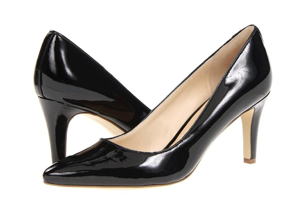 Rockport Lendra Pump (Black Patent) High Heels