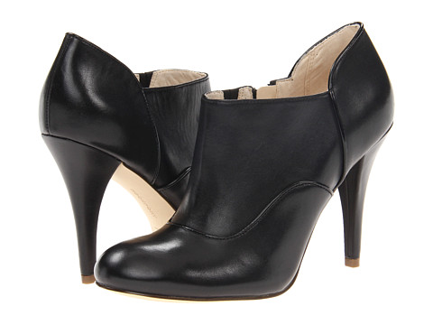 Rockport - Presia Zip Shootie (Black) High Heels