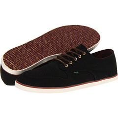 SALE! $16.99 - Save $37 on Emerald by Element Bowery (Black Hemp) Footwear - 68.54% OFF $54.00