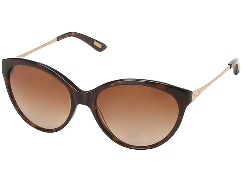 Ralph by Ralph Lauren - 0RA5154 (Tortoise/Brown Gradient) Fashion Sunglasses