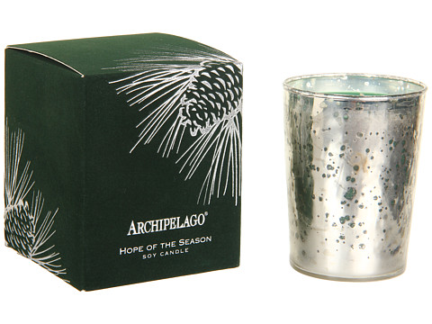 Archipelago Botanicals - Holiday Boxed Candle (Hope of the Season) Color Cosmetics