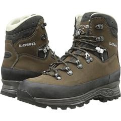 Lowa Tibet LL WS (Dark Brown Slate) Footwear