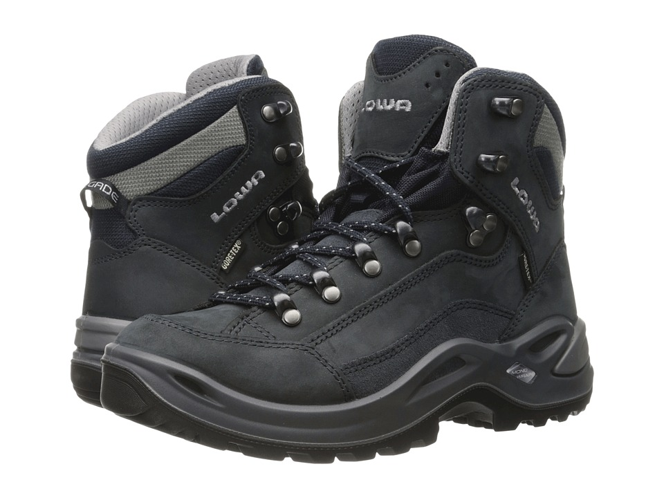 Lowa - Renegade GTX Mid WS (Navy) Women's Hiking Boots