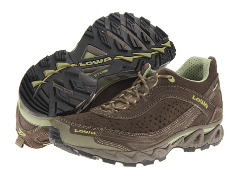 Lowa - S-Cloud WS (Chestnut/Olive) Women's Shoes