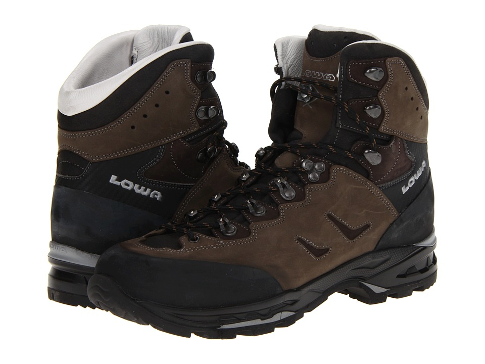 Lowa - Camino LL Flex (Dark Grey/Black) Men's Hiking Boots
