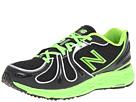 New Balance Kids KJ890V3 (Little Kid) (Black/Green) Boys Shoes