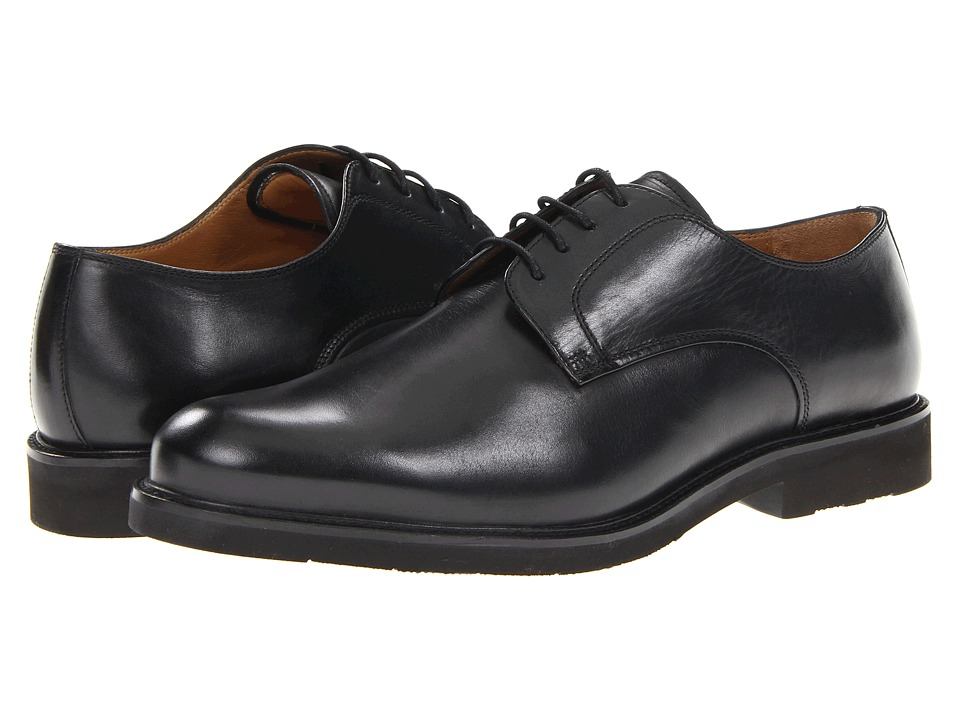 Florsheim - Gallo Plain Ox (Black) Men's Lace up casual Shoes