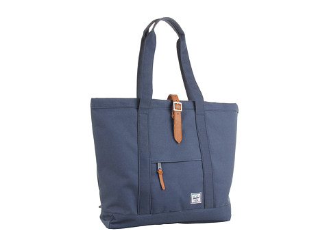 Herschel Supply Co. - Market XL (Navy) Tote Handbags