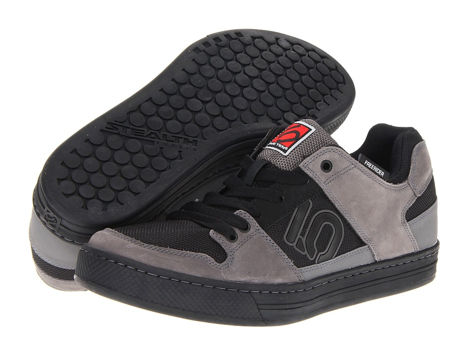 Five Ten - Freerider (Grey/Black) Men's Skate Shoes