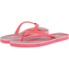 SALE! $10 - Save $15 on Sperry Top Sider Seabury (Pink Lime Stripe) Footwear - 60.00% OFF $25.00